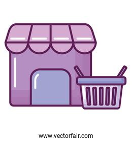 store and shopping design