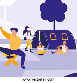 park and people design