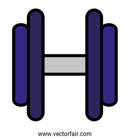 dumbbell icon image