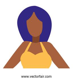 woman in swimsuits design