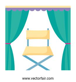 Director chair design