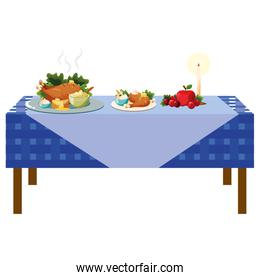 Thanksgiving holiday design