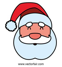 Christmas santa claus design
