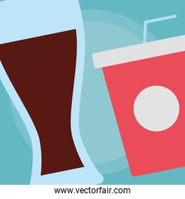 drink cup and glass design