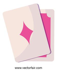 poker cards game icon