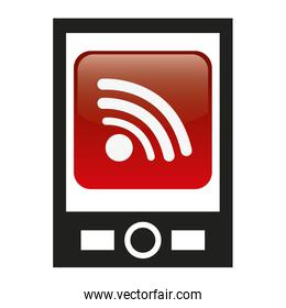 tablet with wifi app