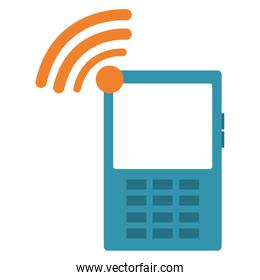 cellphone device with wifi signal