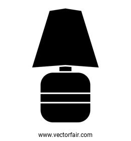 decorative lamp icon