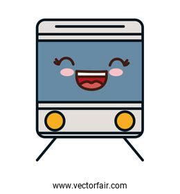 train vehicle icon