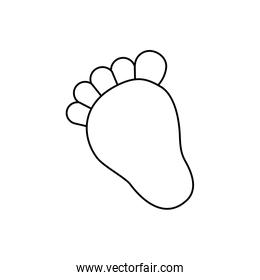 baby foot icon