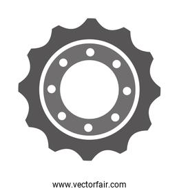 bike gear icon