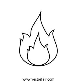 fire flame icon
