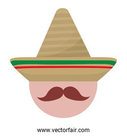 mexican hat icon