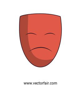 theater face icon