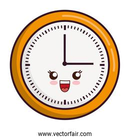 kawaii clock icon