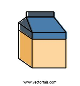 milk box icon