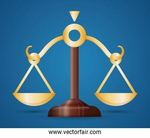 Balance law and justice