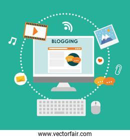 Blog and technology