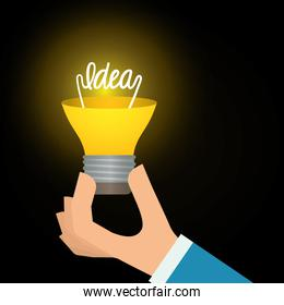 Idea and think different design