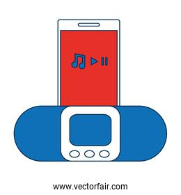 music player device icon