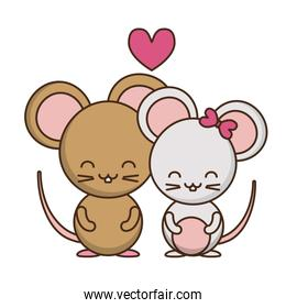 cute mouse icon