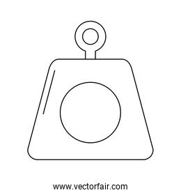 weight icon image