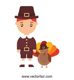 thanksgiving pilgrim design