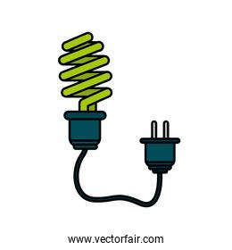 save bulb with power cable