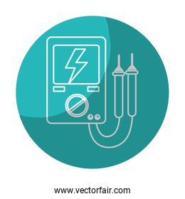 sticker energy logger to meter electricity in the planet
