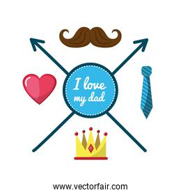 things representative to celebrate father day
