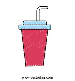 yummy and refreshment soda to drink