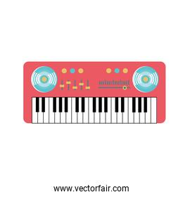 piano musical instrument to play music
