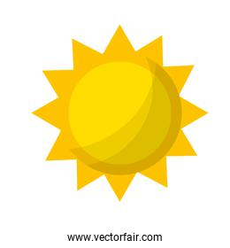 shine sun to spring to natural weather