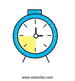 clock design to know the time