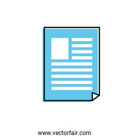 business document and company information