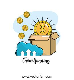 crowdfunding business company negotiation support
