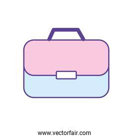 briefcase to businessman important documents pepers