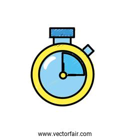 clock alarm to know the hour time