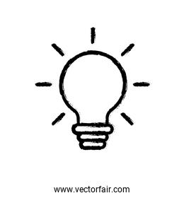 figure nice bulb idea to create and invent