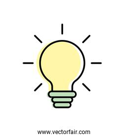 nice bulb idea to create and invent