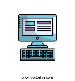 computer technology with electronic information