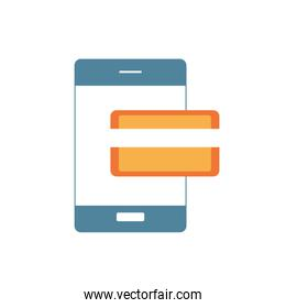 smartphone technology with electronic credit card