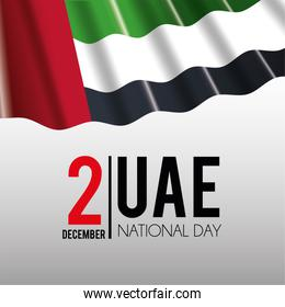 uae flag to celebrate national patriotic day