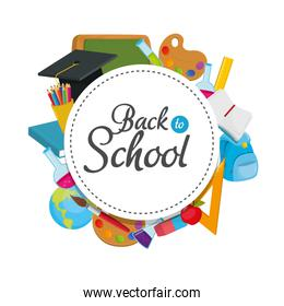 education supplies and back to school knowledge