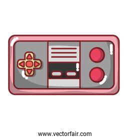 electronic videogame console technology to play