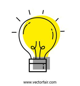moved color creative light bulb idea invention