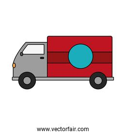truck transportation delivery service vehicle
