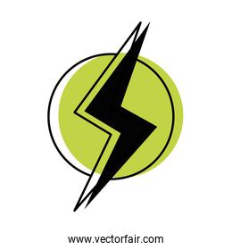moved color power hazard energy to danger symbol