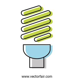 moved color bulb energy technology ecology conservation