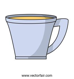 healthy and hot tea cup beverage